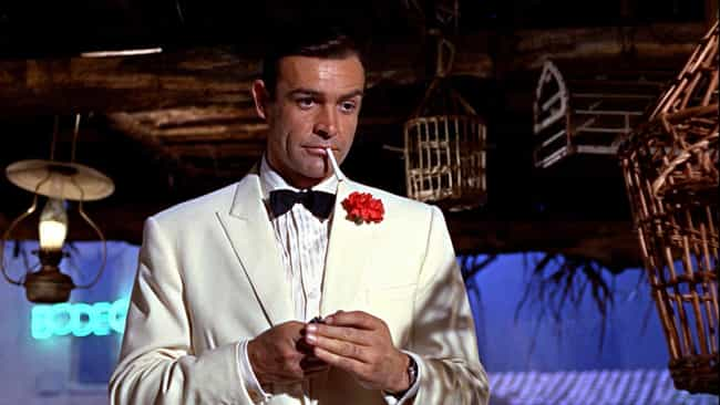 Sean Connery is listed (or ranked) 3 on the list James Bond Actors Who've Hated on the Bond Films