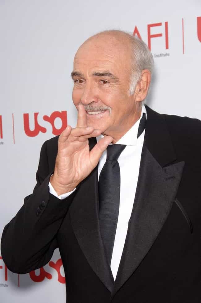 Sean Connery is listed (or ranked) 2 on the list Famous People You Didn't Know Were Roman Catholic