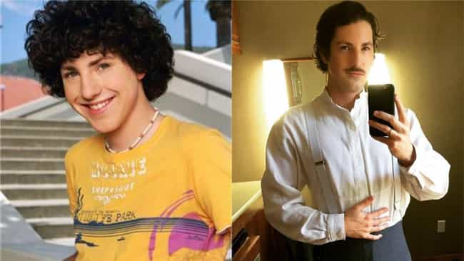 Sean Flynn is listed (or ranked) 2 on the list The Cast Of 'Zoey 101': Where Are They Now?