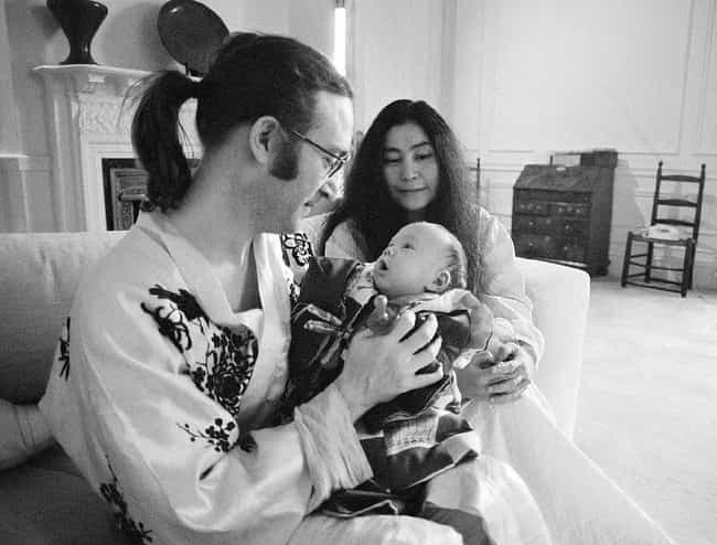 Sean Lennon is listed (or ranked) 6 on the list 7 Celebrities Who Were Almost Never Born