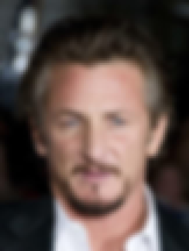 Sean Penn is listed (or ranked) 4 on the list Famous Santa Monica High School Alumni/Students