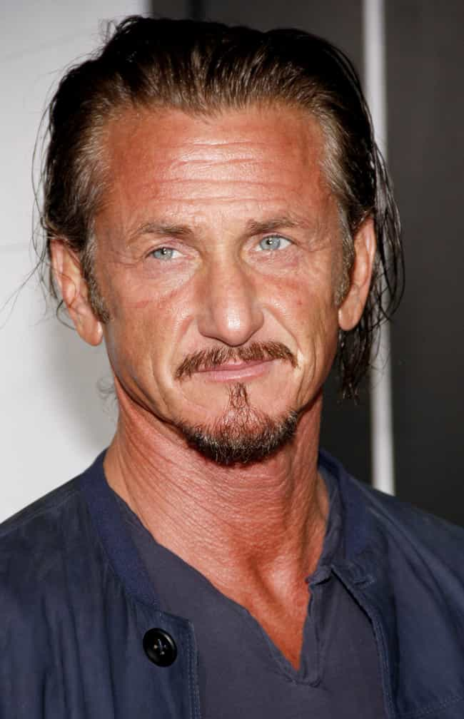 Sean Penn is listed (or ranked) 4 on the list Celebrities Who Have Been Charged With Domestic Abuse