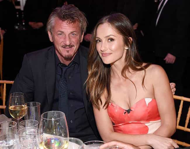 Sean Penn is listed (or ranked) 3 on the list Minka Kelly Loves and Hookups