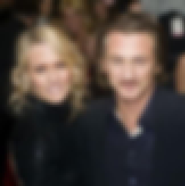 Sean Penn is listed (or ranked) 3 on the list Robin Wright Loves and Hookups