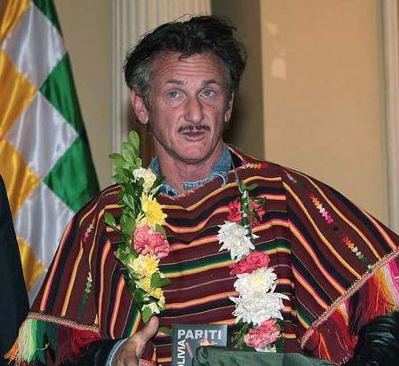 Sean Penn is listed (or ranked) 4 on the list Celebrities That Divorced After Age 50