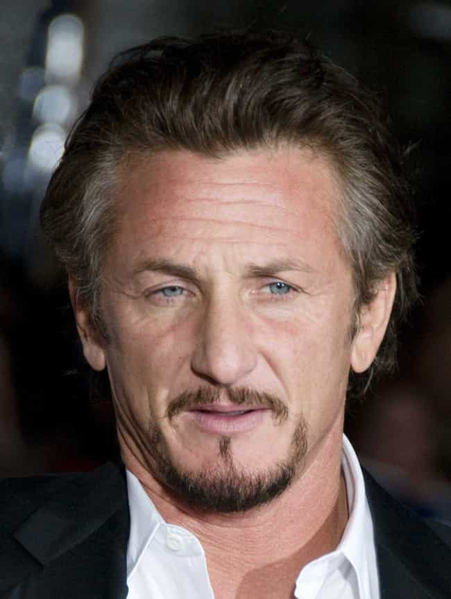 Sean Penn is listed (or ranked) 1 on the list Celebrities Who Sued People For Talking About Them