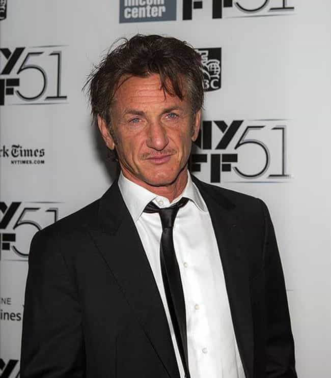Sean Penn is listed (or ranked) 3 on the list Celebrities Who've Had Serious Mean Streaks