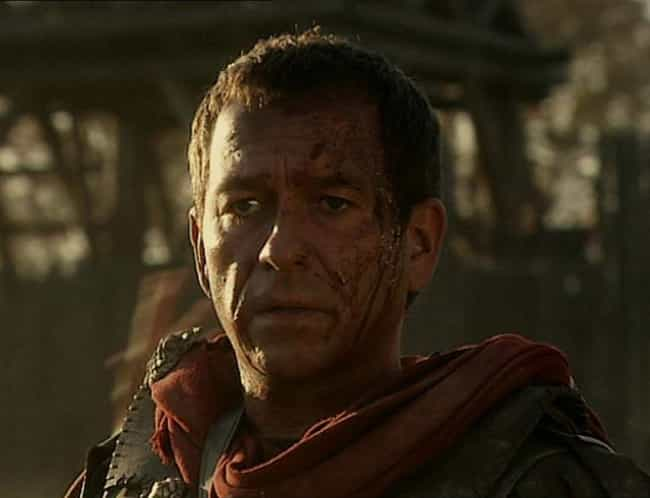 Sean Pertwee is listed (or ranked) 4 on the list The Best Actors Who Have Played Julius Caesar