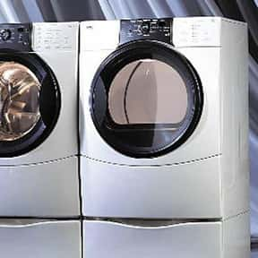Sears is listed (or ranked) 19 on the list The Best Washing Machine Brands