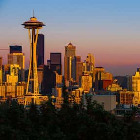 Seattle is listed (or ranked) 23 on the list The Best US Cities for Hiking