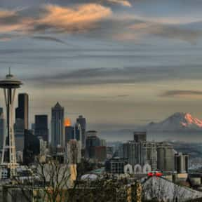 Seattle is listed (or ranked) 1 on the list The Best US Cities for Nature Lovers