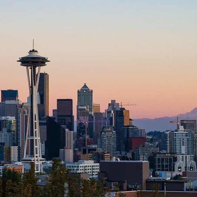 Seattle is listed (or ranked) 1 on the list The Best Places In Washington To Live
