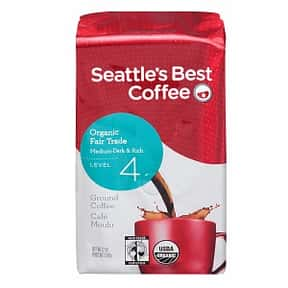 Seattle's Best Coffee is listed (or ranked) 1 on the list The Best Organic Coffee Brands