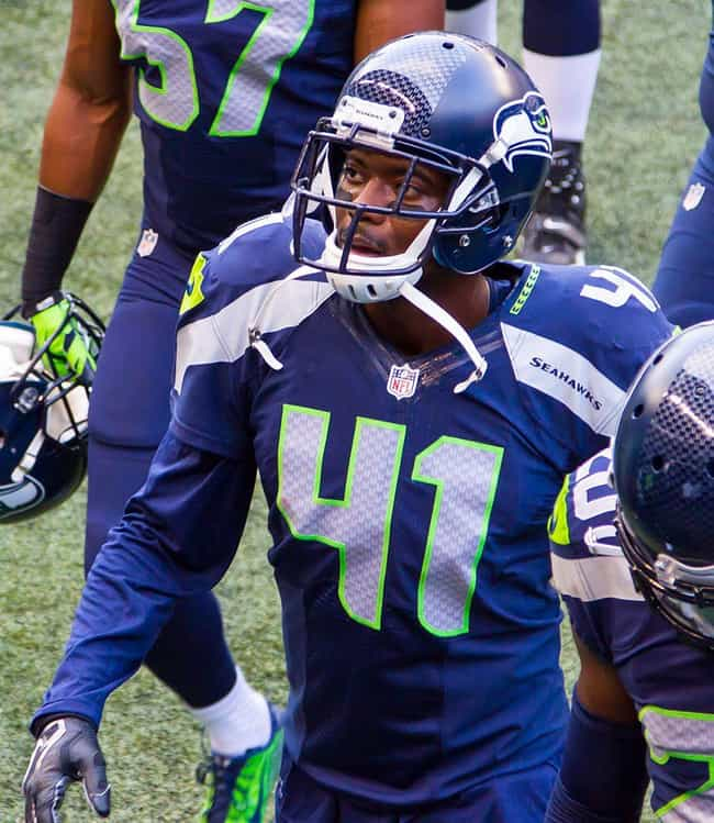 Seattle Seahawks is listed (or ranked) 3 on the list The Best Uniforms in the NFL