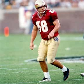 Sebastian Janikowski is listed (or ranked) 10 on the list The Best Florida State Football Players of All Time