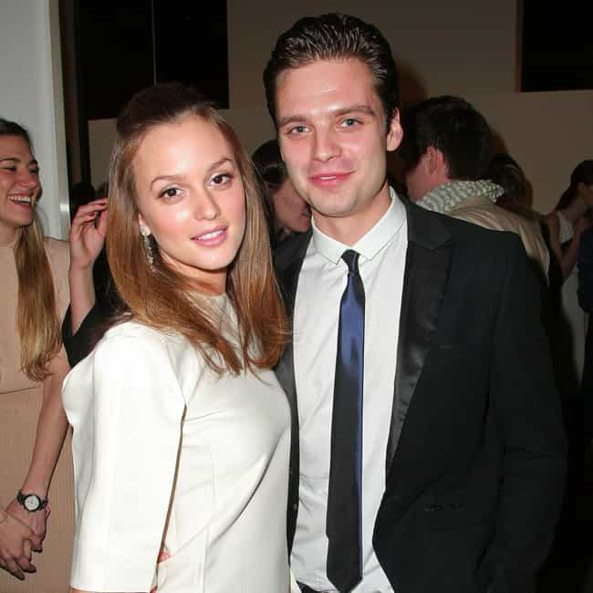 Sebastian Stan is listed (or ranked) 3 on the list Leighton Meester Loves and Hookups