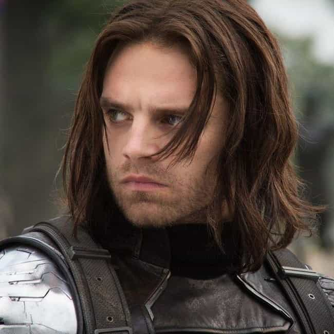 Sebastian Stan is listed (or ranked) 1 on the list The Best Actors Who Played Bucky Barnes