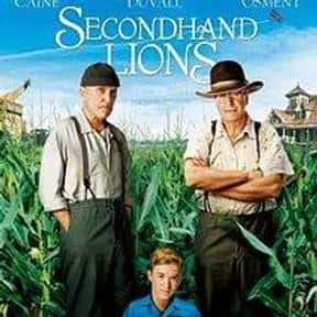 Secondhand Lions is listed (or ranked) 10 on the list The 25+ Best Michael Caine Movies of All Time, Ranked