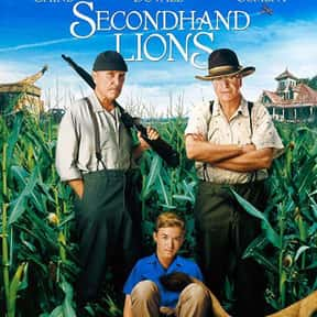 Secondhand Lions is listed (or ranked) 7 on the list The Best Robert Duvall Movies
