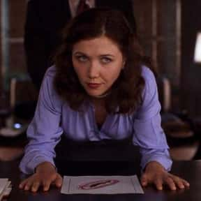 Secretary is listed (or ranked) 22 on the list The Best R-Rated Sex Comedies