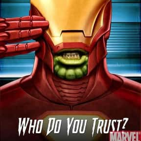 Secret Invasion is listed (or ranked) 25 on the list The Best Iron Man Versions Of All Time