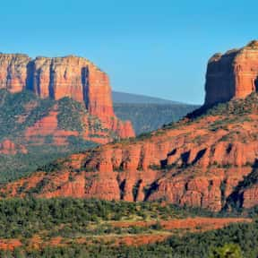 Sedona is listed (or ranked) 11 on the list The Best US Cities for Hiking