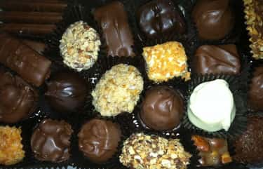 See's Candies is listed (or ranked) 2 on the list Amazing Things You Can Only Buy In California