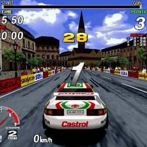 Sega Rally Championship is listed (or ranked) 2 on the list The Best Arcade Racing Games Of All Time