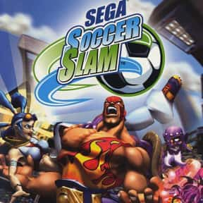 Sega Soccer Slam is listed (or ranked) 19 on the list The Best PlayStation 2 Soccer Games