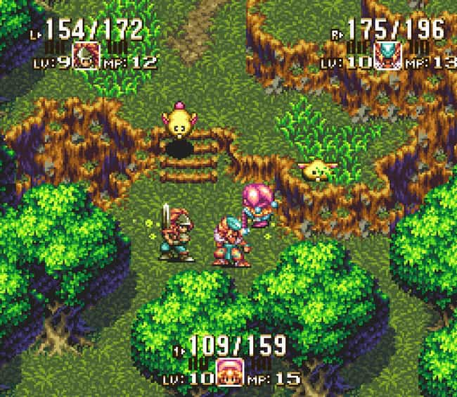 Seiken Densetsu 3 is listed (or ranked) 3 on the list The Best Japanese Video Games That Were Never Released In America