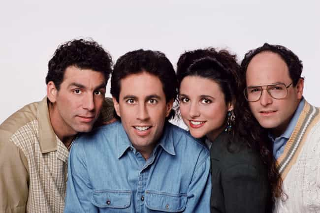 Seinfeld is listed (or ranked) 2 on the list 15 Great TV Shows That Had Really Terrible First Seasons