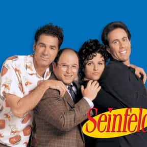 Seinfeld is listed (or ranked) 3 on the list The Greatest Sitcoms in Television History