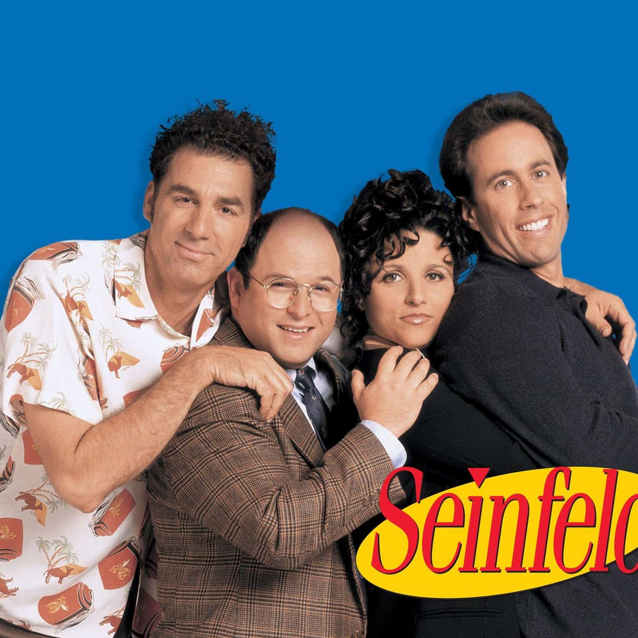 Seinfeld is listed (or ranked) 3 on the list What To Watch If You Love 'Frasier'