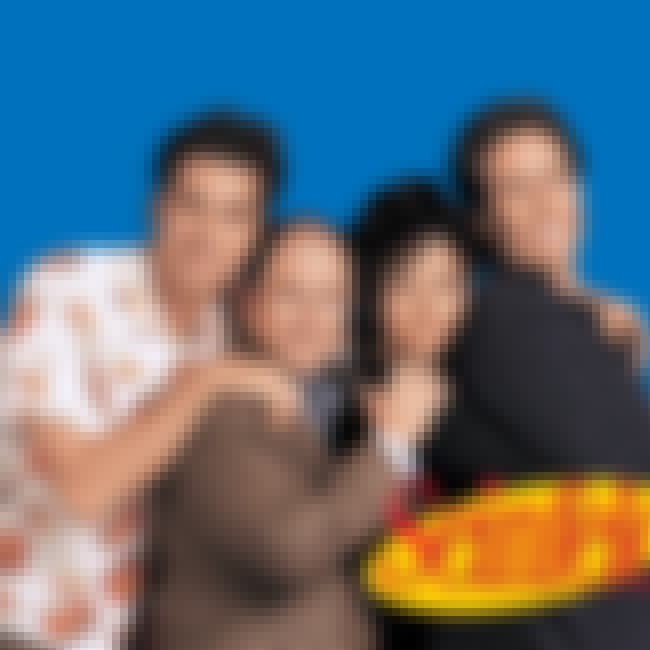 Seinfeld is listed (or ranked) 2 on the list The Top 25 Greatest Television Shows of All Time