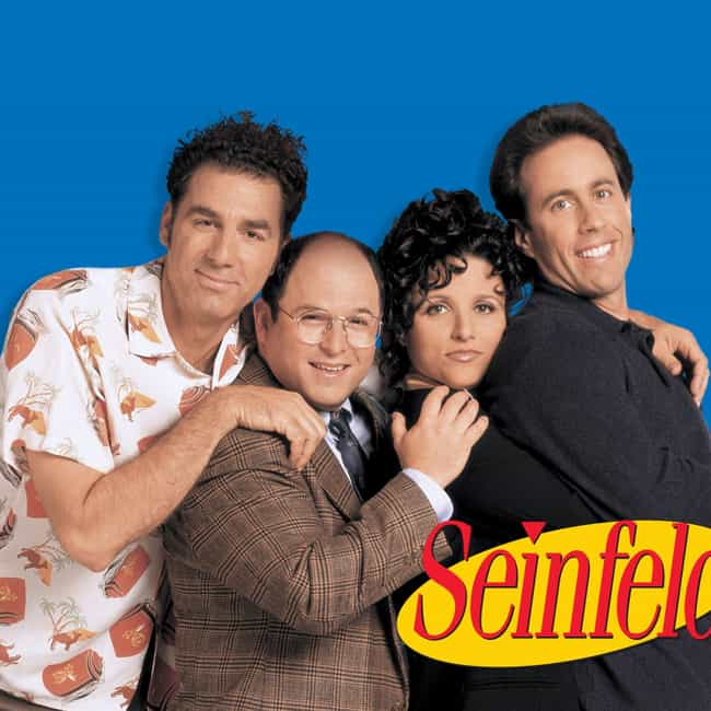 Seinfeld is listed (or ranked) 2 on the list What to Watch If You Love 'Veep'
