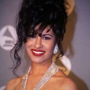 Selena Quintanilla is listed (or ranked) 10 on the list Famous Aries Female Celebrities