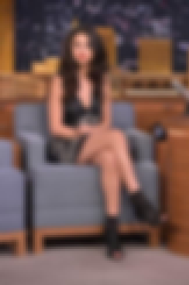 Selena Gomez is listed (or ranked) 4 on the list The Most Gorgeous Crossed Legs in Show