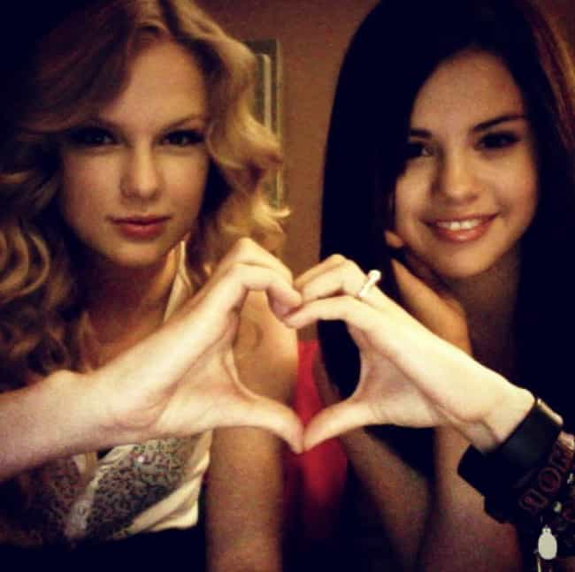 Selena Gomez is listed (or ranked) 1 on the list Famous Friends of Taylor Swift