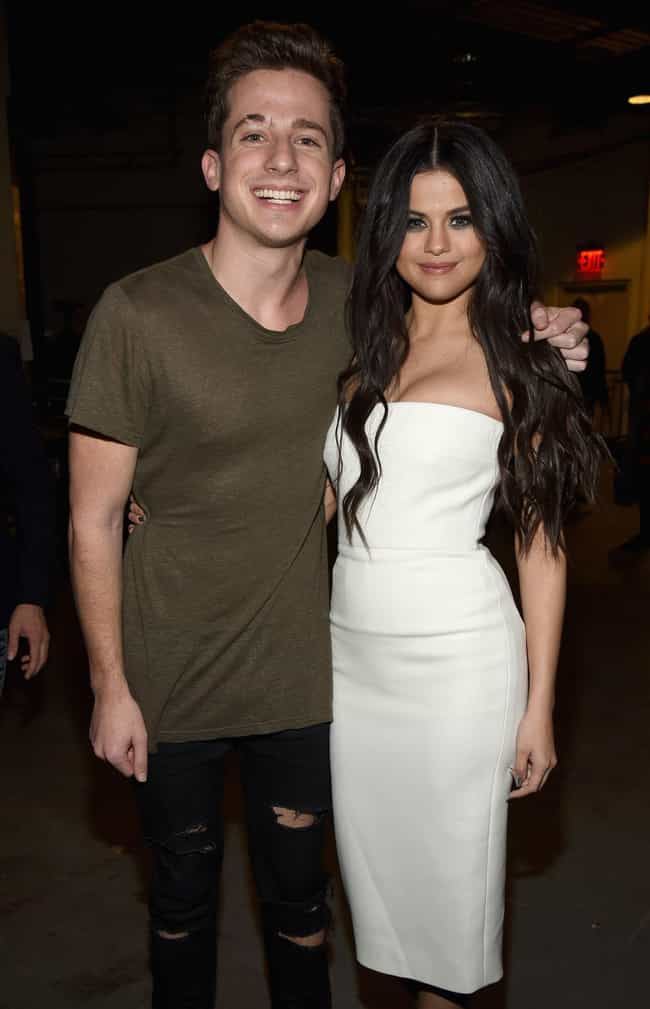 Selena Gomez is listed (or ranked) 3 on the list Charlie Puth Loves and Hookups