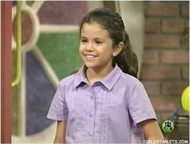 Selena Gomez is listed (or ranked) 6 on the list 34 Celebrities Who Started Out on Kids Shows