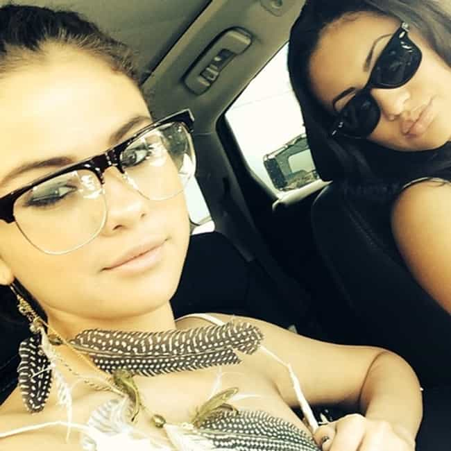 Selena Gomez is listed (or ranked) 2 on the list 35 Celebrities with Glasses