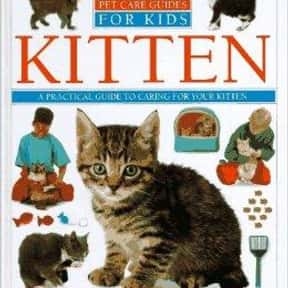 Kitten (ASPCA Pet Care Guide F is listed (or ranked) 5 on the list The Best Books About Cat Care