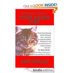 Complete care for your aging c is listed (or ranked) 18 on the list The Best Books About Cat Care