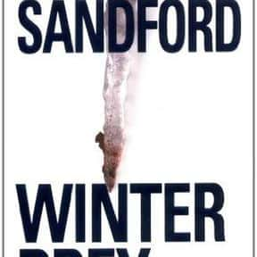 Winter Prey is listed (or ranked) 1 on the list The Best John Sandford Books