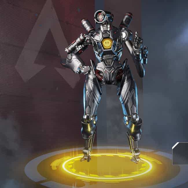 Quick silver is listed (or ranked) 1 on the list The Best Pathfinder Skins In 'Apex Legends'