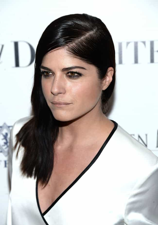 Selma Blair is listed (or ranked) 1 on the list 32 Famous People with MS