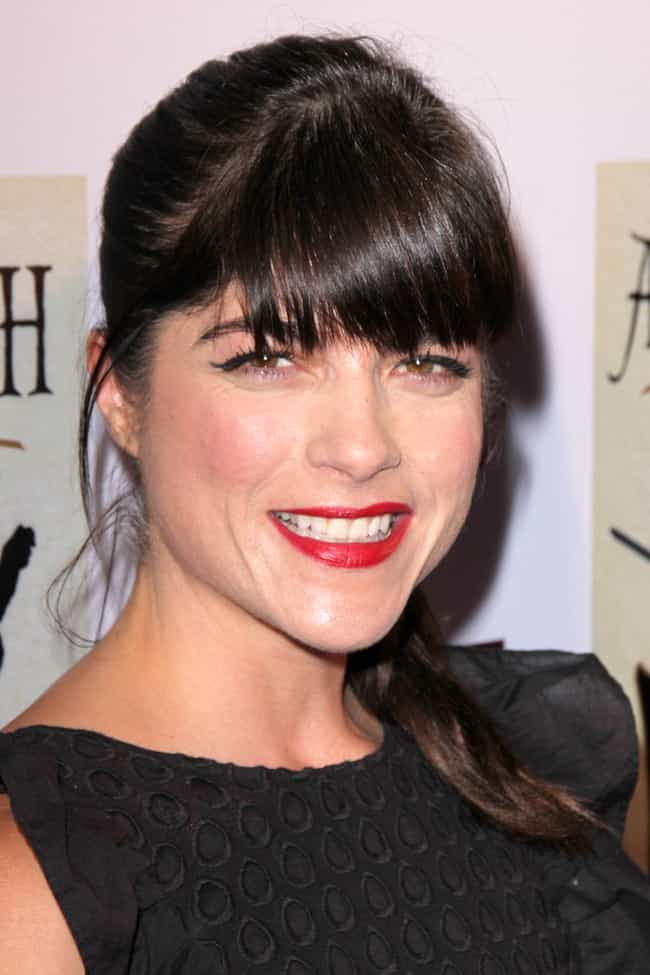 Selma Blair is listed (or ranked) 3 on the list Celebs Caught Behaving Badly on Planes