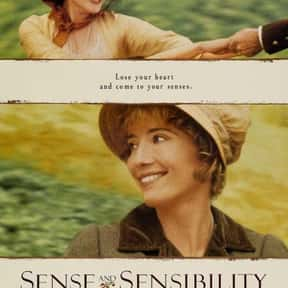 Sense and Sensibility is listed (or ranked) 3 on the list The Best Period Movies Set in the 18th Century