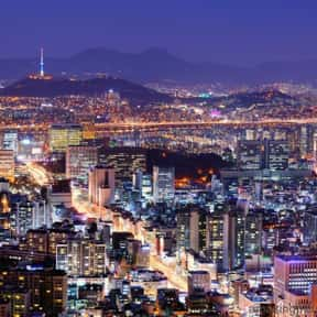 Seoul is listed (or ranked) 5 on the list The Best Asian Cities to Visit