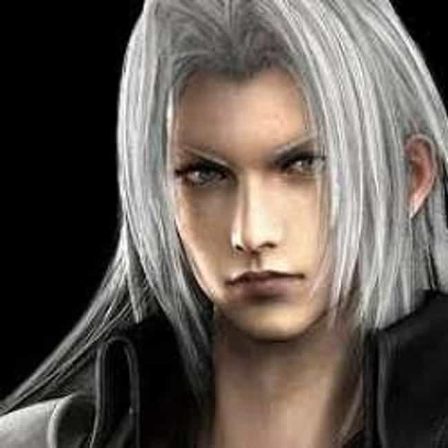 Sephiroth is listed (or ranked) 2 on the list The Cheapest, Most Unbeatable Video Game Characters Ever